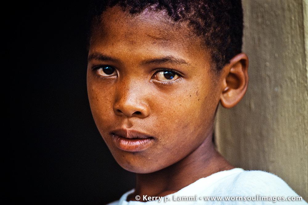 South African boy  •  Güney Afrikalı erkek